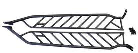 "Skinz Airframe Astinlaudat Musta 2011- Polaris RMK/Switchback/Assault 144"" -  - 923-3016-0 - 1"