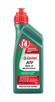 Castrol Castrol ATF Dex II Multivehicle 1 L -  - 55-449-001 - 1