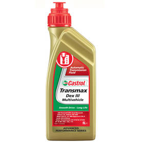 Castrol Transmax Dex III Multivehicle 1 L -  - 55-453-001 - 1
