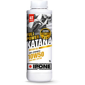 Ipone Full Power Katana 10W50 100% synt. 1L -  - 55-126-1 - 1
