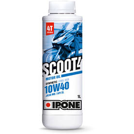 Ipone Scoot 4 10W-40 1L -  - 55-192-1 - 1
