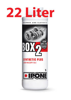 Ipone Box2 Syntesis 22L -  - 55-106-22 - 1