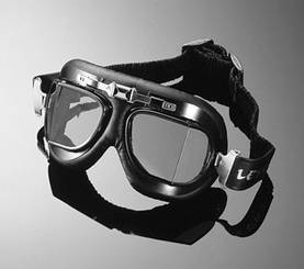 "Highway Hawk goggles ""Red baron"" style - Ajolasit - 561-02-913 - 1"