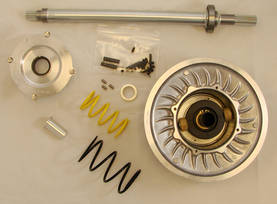 Team tied clutch and jackshaft kit - Variaattorikitit - 801-520163 - 1