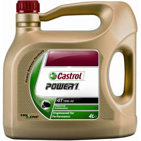 Castrol Power 1 Racing 4T 5W-40 4 L -  - 55-401-004 - 1