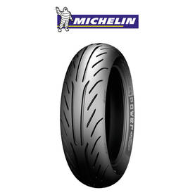 110/70-12 47L, MICHELIN Power Pure SC TL - Yleisrenkaat - 24497 - 1