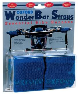 Oxford Wonder Bar Straps Black/Blue - Hinaus ja kuormansidonta - 362-OF99 - 1