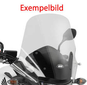 Givi Specific screen, transparent 50 x 49 cm (HxW) BMW F700GS (13) - Tuulisuojat - 323-5107DT - 1